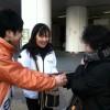 週末の活動と、東京都の人口について