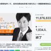 クラウドファンディング支援金、約一千万円が入金!法に定められた以上の透明性を目指して活用します