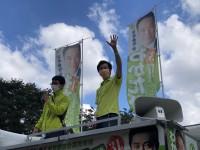 自民党の町議会議員をやめて、東京維新へ?!しがらみを最も嫌う熱い漢・わかたび啓太候補(練馬区)の挑戦