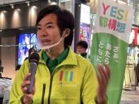 「勝利の女神」は若年層。変わりたいという想い、変化を受け入れる勇気が、大阪都構想を成す