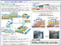 お台場・トライスロン会場の水質汚染。抜本的課題は、東京都の下水道システム(合流式下水道)にある