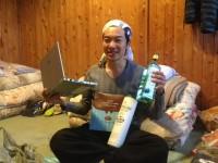 ブロガー議員が、ノートパソコンを持って穂高岳に登った結果【雑談】