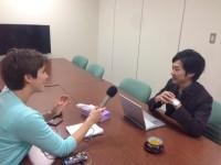 日本の若者は、どこへ向かうのか?ドイツ・バイエルン放送の取材を受けました