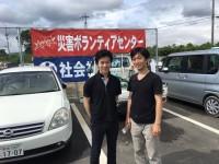 来年1月は宮崎市長選挙!同世代議員の星、清山知憲氏のために宮崎入りです