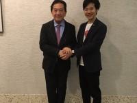 共産党や民進党、そして自民党にも議席は渡せないから、東京選挙区はおおさか維新・田中康夫候補を応援します