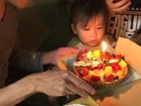 次女2歳!大人の誕生日は微妙だけど、子どもの誕生日は楽しい・嬉しい【雑談・ステップファミリー奮闘記】