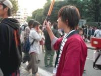 早稲田祭, I love you.