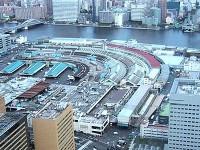 バス850台、乗用車1850台で3,000台規模。築地市場跡地の車両基地化はどうなる?