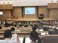 集客も400名超で、母校凱旋!分厚い「資本論」を持ち歩く学生の姿に、明るい日本の未来をみた【ほぼ雑談】