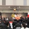 豊洲市場開場記念式典における知事スピーチの違和感。「総合物流拠点」の基本方針はどこへ?