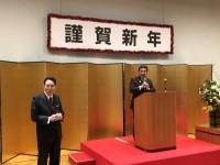 4期16年を務めた83歳の花川よそうた北区長、年頭あいさつで事実上の続投・再出馬を明言。区民に選択肢を!