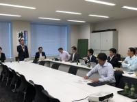 維新「福島第一原発処理水タスクフォース」が発足。早期の問題解決を目指します