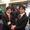 初めての党大会と、嬉しい再会