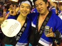 日本の夏の、てっぺんへ! -議員のお盆編-