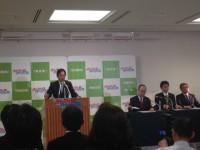 大丈夫です、みんなの党!新代表に浅尾慶一郎議員が決定