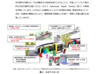 環状二号線を走るBRT(バス高速輸送システム)の開業は五輪後までずれ込むのか?