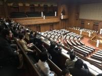 国会議事堂ツアー中、撮影ができるようになりました!大人の社会科見学にカモン